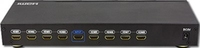 Technomate 4K 8 Way HDMI Splitter