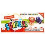 Kinder Surprise  3 pack Egg x 32
