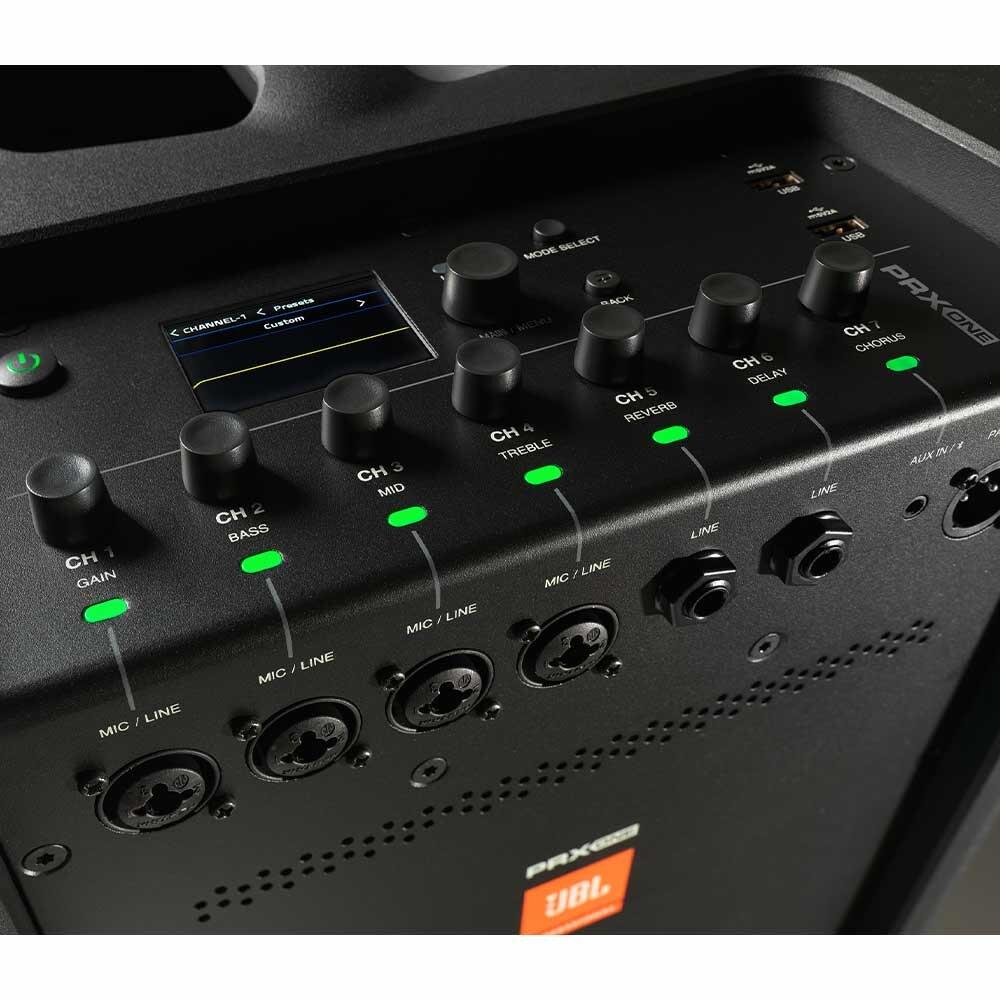JBL PRX ONE | All in One Powered Column PA Speaker