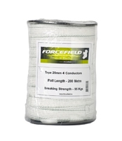 ELECTRIC FENCE TAPE 20MM X 22MTR
