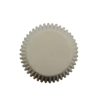 BC713 WHITE MINI BAKING CUPS 100PK