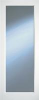 Indoors Kenmore White Primed Clear Glazed Door 78X28