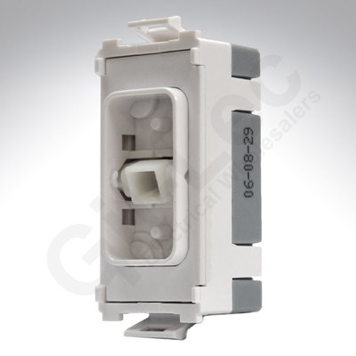 Schneider Ultimate Grid Intermediate switch White|LV0701.1071