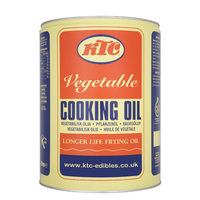 Vegetable Oil (Metal Drum)-KTC-(20lt)