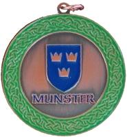 50mm Munster Medallion (Bronze)