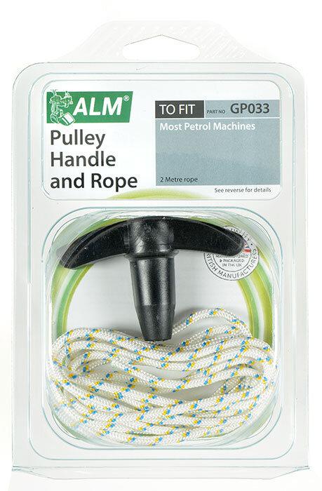 Lawnmower Starter Handle & Rope - GP033