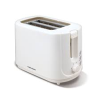 2 SLICE TOASTER WHITE