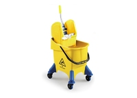 JUMPY BUCKET & WRINGER YELLOW 30ltr
