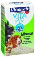Vitakraft VitaFit Small Animal Mineral Stone 170g x 10