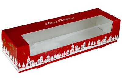 CHRISTMAS Mince Pie Boxes  25 per pack