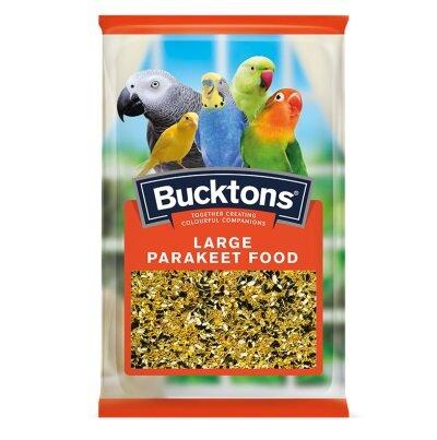 Bucktons Large Parakeet Feed 20kg