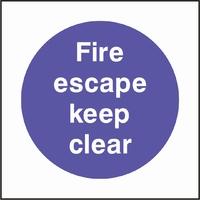 Fire Prevention Sign FPRV0005-0526