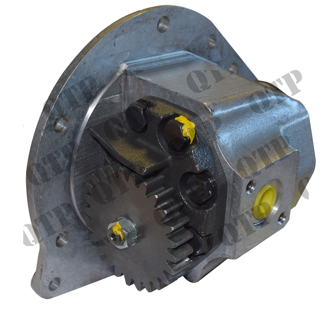 Tractor Hydraulic Pump Location On : Hydraulic pump ford clifford s tractor parts