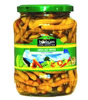 Pickled Pepper Hot - Bodrum- 870gr