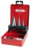 Ruko Tube & Sheet Drill Set 4 Piece