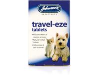Johnson's Travel-Eze Travel Sickness Tablets x 6