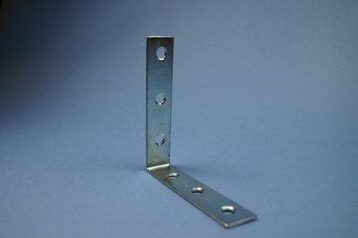 Corner Braces 3 inch ZP Pack of 4