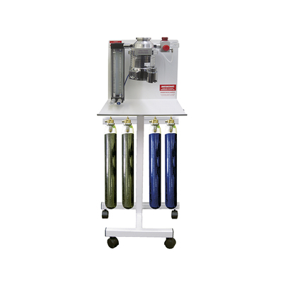 Purfect Anaesthetic Unit Two Gas Deluxe 4 x E Cylinder