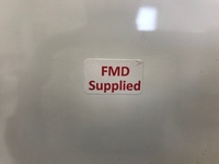 FMD RED LABEL 28x17mm BOOTS GROUP