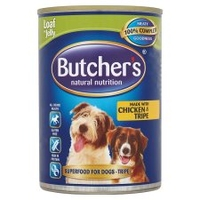 Butchers Cans Tripe & Chicken PMP 400g x 12