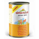 Almo Nature Classic Cat Can - Chicken Drumstick 140g x 24