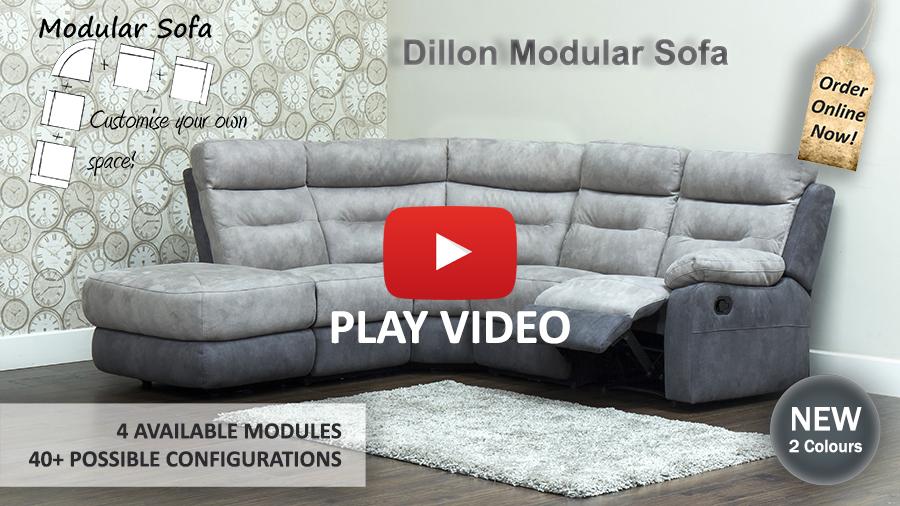 Dillon Modular Sofa