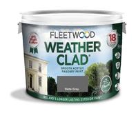 Fleetwood Weather Clad Slate Grey 10Ltr