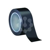 19mm X 20 Mtr PVC Tape Black