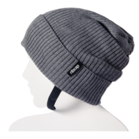 Grey Coloured Protective Beanie
