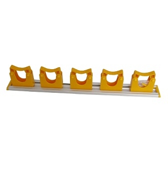 WALL TIDY YELLOW 5 PIECE