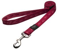 Rogz Alpinist Red XL (Everest) Fixed Lead 1.4m x 1
