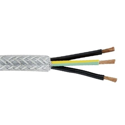 Flexible Cable Screened 3 core