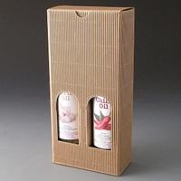 2 Bottle oil box