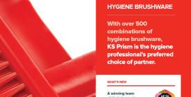 3. Klipspringer Product Guide Autumn 2017 - Hygiene brushware
