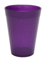 5Oz Tumbler Purple Sparkle - 150ml