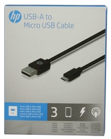 38762 HP Micro USB 3 Metre High Speed Cable