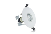 EvoFire 70-100mm cut-out IP65 Fire Rated Downlight