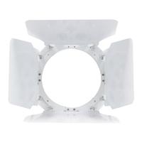 LEDJ Intense Barn Door / Gel Frame (White)