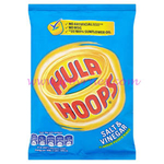 Hula Hoops Salt /Vinegar x48 BLUE