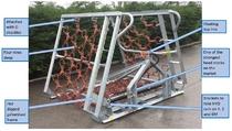 Mandam 4m Chain Harrow