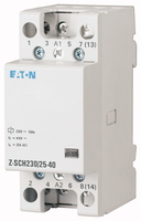 Contactor 25A 3NO+1NC 3 Modules