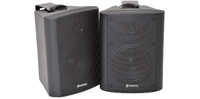 "4"" Indoor Speakers BC4 Black"