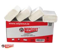Z-fold paper towel