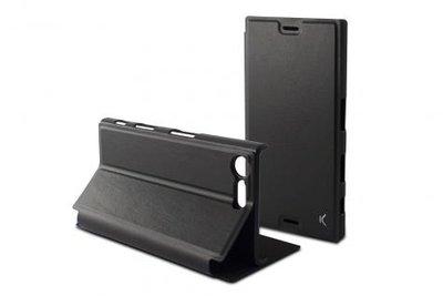 PRO5168B Folio Case Xperia X Compact Black