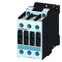 SIEMENS Contactor, AC-3 7.5 KW/400 V, AC 110 V, 50 HZ, 3-Pole, Size S0, Screw Connection