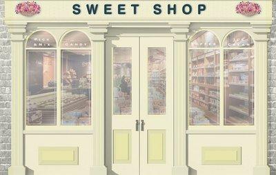Sweet Shop 3600mm