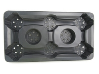 Plantpak NexTraY Marketing Carry Tray for Pots 5°/8° 8 x 13cm