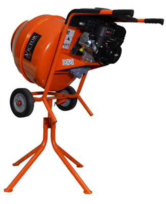 The VICTOR 550 Series B&S Engine Mixer for industrial use