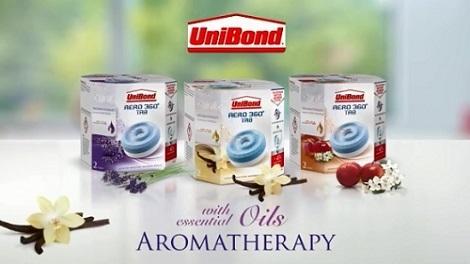 Unibond Aero 360 Campaign