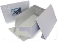 """CBO901 CAKE BOX OBLONG 13X9"""""""""""